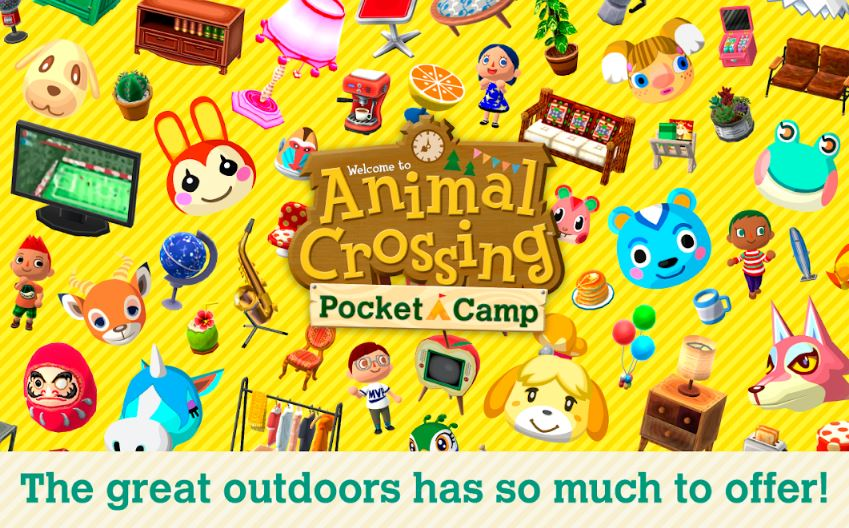 Download Animal Crossing Android Mod Apk Versi Terbaru