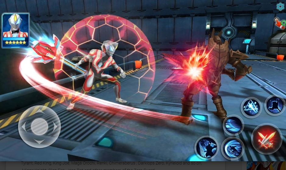 Download Ultraman Legend Hero Mod Apk 2020 One Hit One Kill