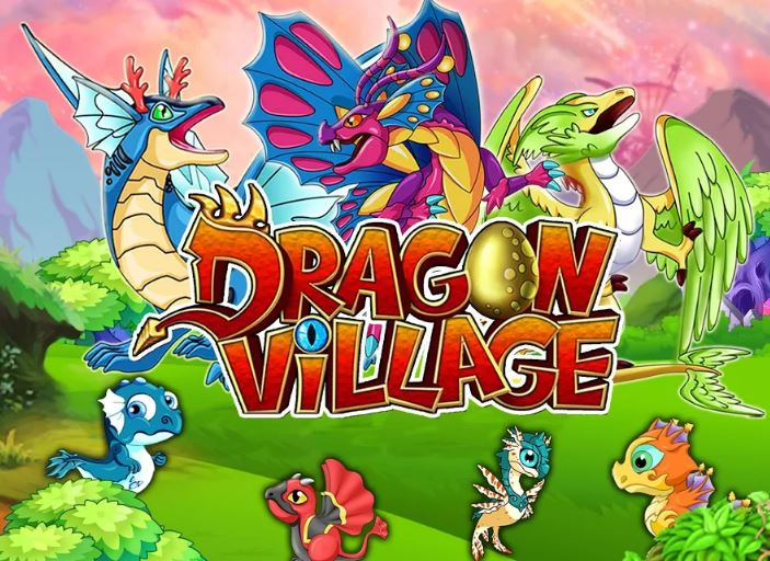 Game Dragon Village Mod Apk v11.66 Terbaru 2020